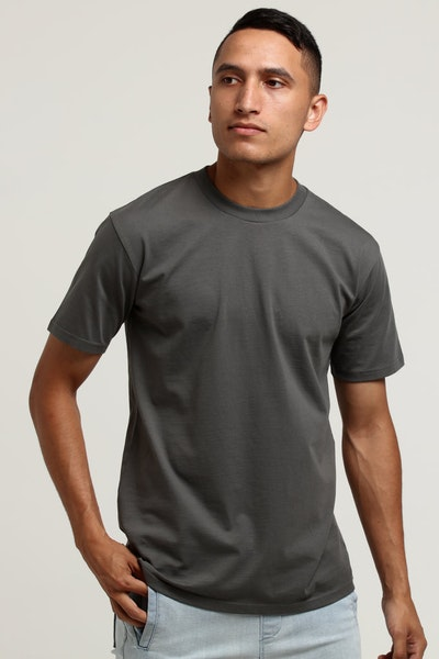 AS Colour Classic Tee Charcoal