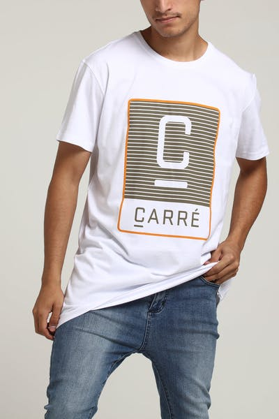 Carré Prophet Capone SS Tee White