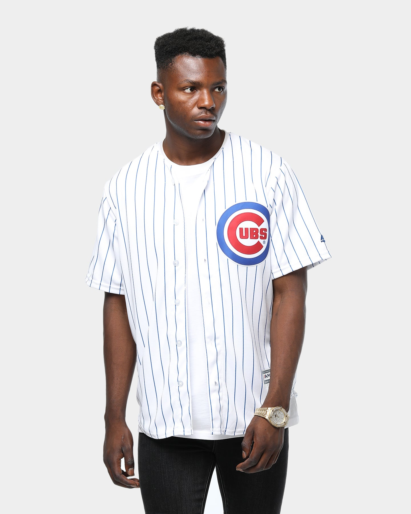 Majestic Chicago Cubs Activewear Boys Pants
