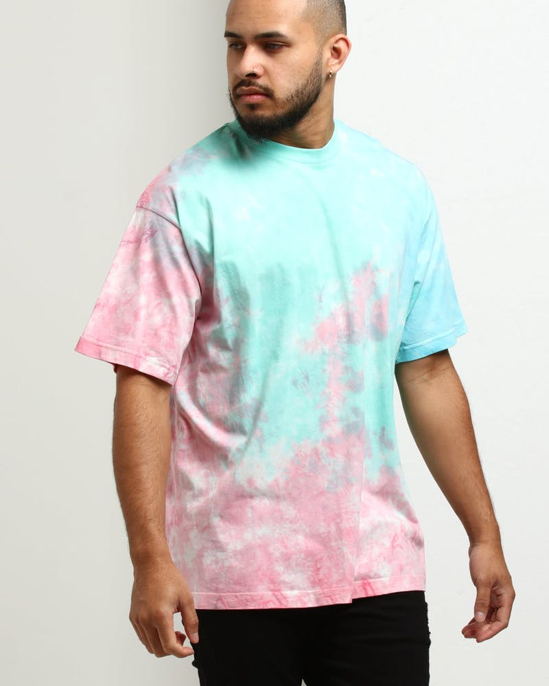 New Slaves Sea Side SS Tee Tie Dye