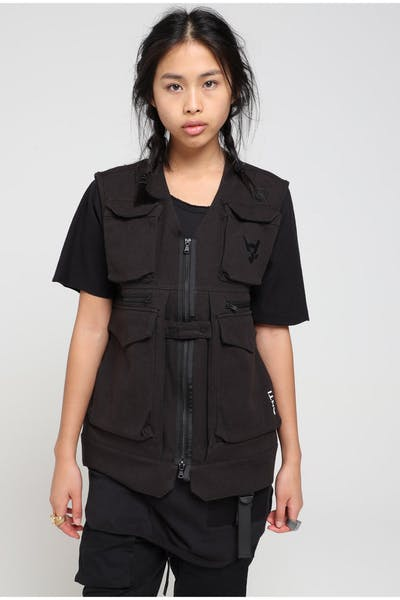 The Anti-Order A100 Street Vest Black/Black