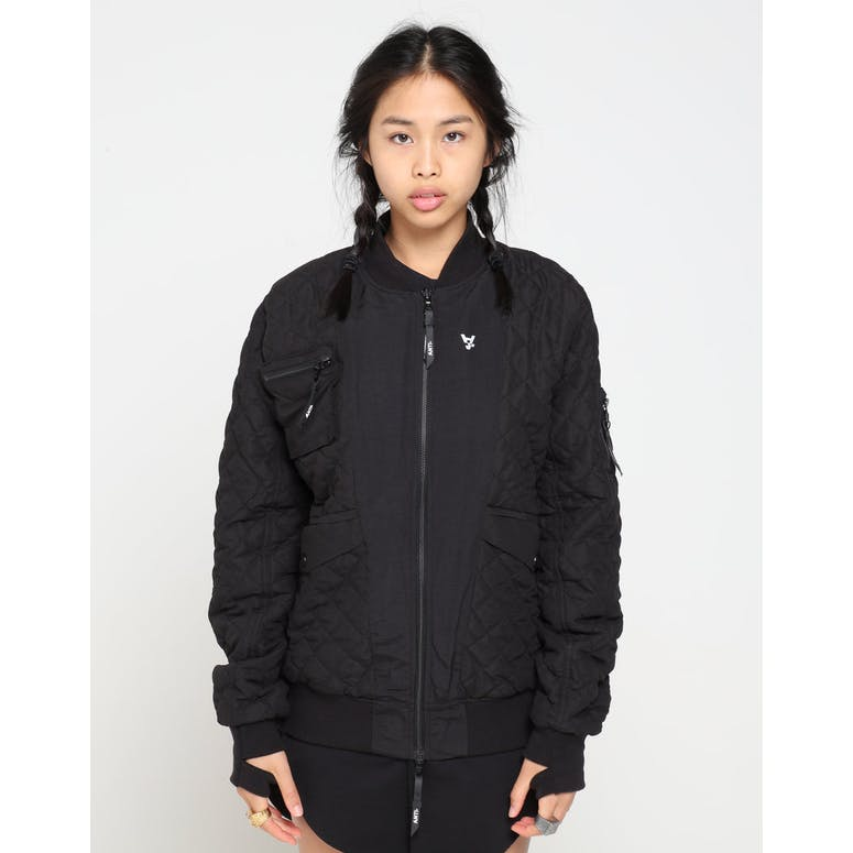 The Anti-Order Armoured Bomber Black/3M