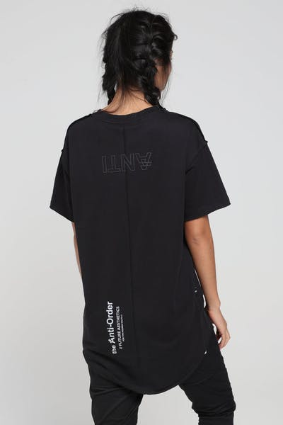 The Anti-Order XY-Aesthetic Tee Black