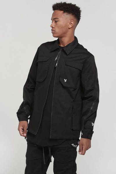The Anti Order Utility Jacket Black