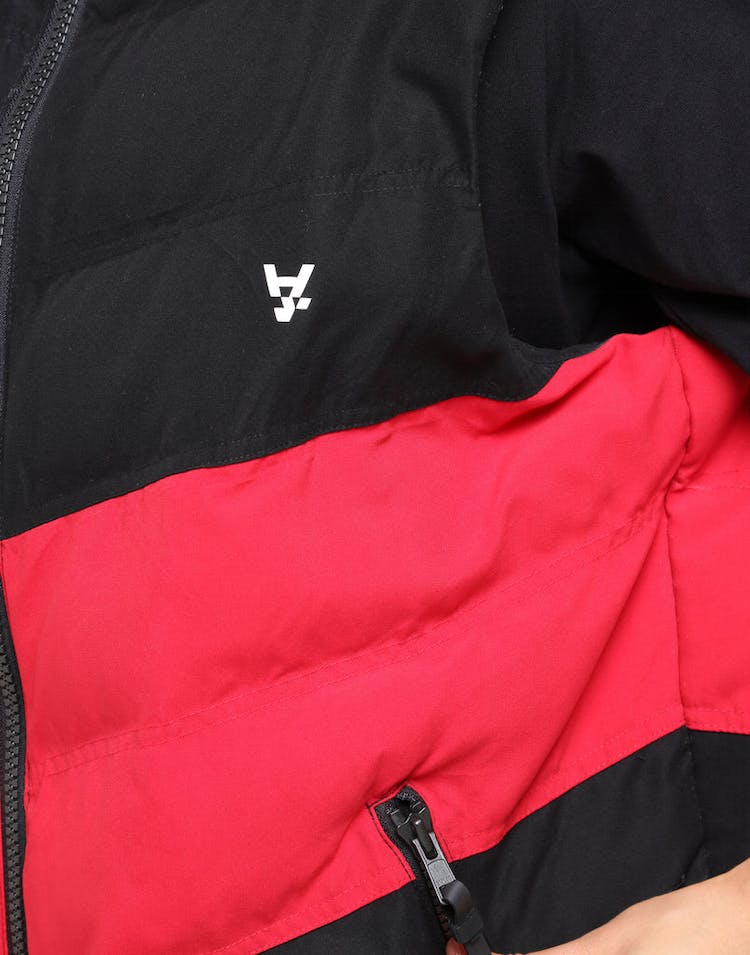 The Anti-Order Non-Das Vest Black/Red