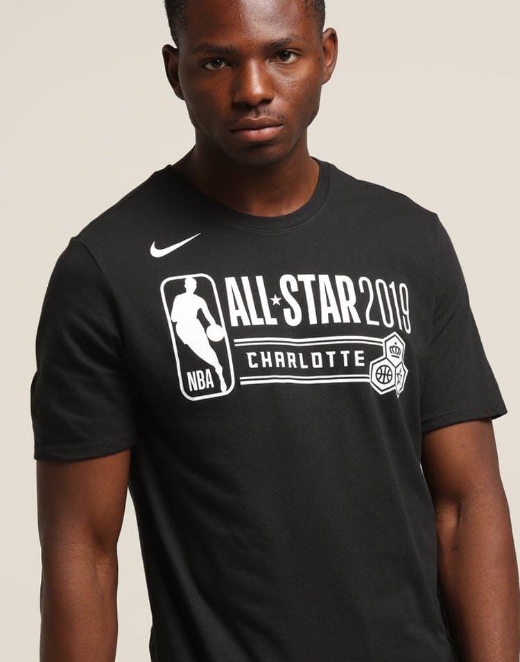 233389fd684 Nike NBA ASW All Star Logo Dry Tee Black – Culture Kings