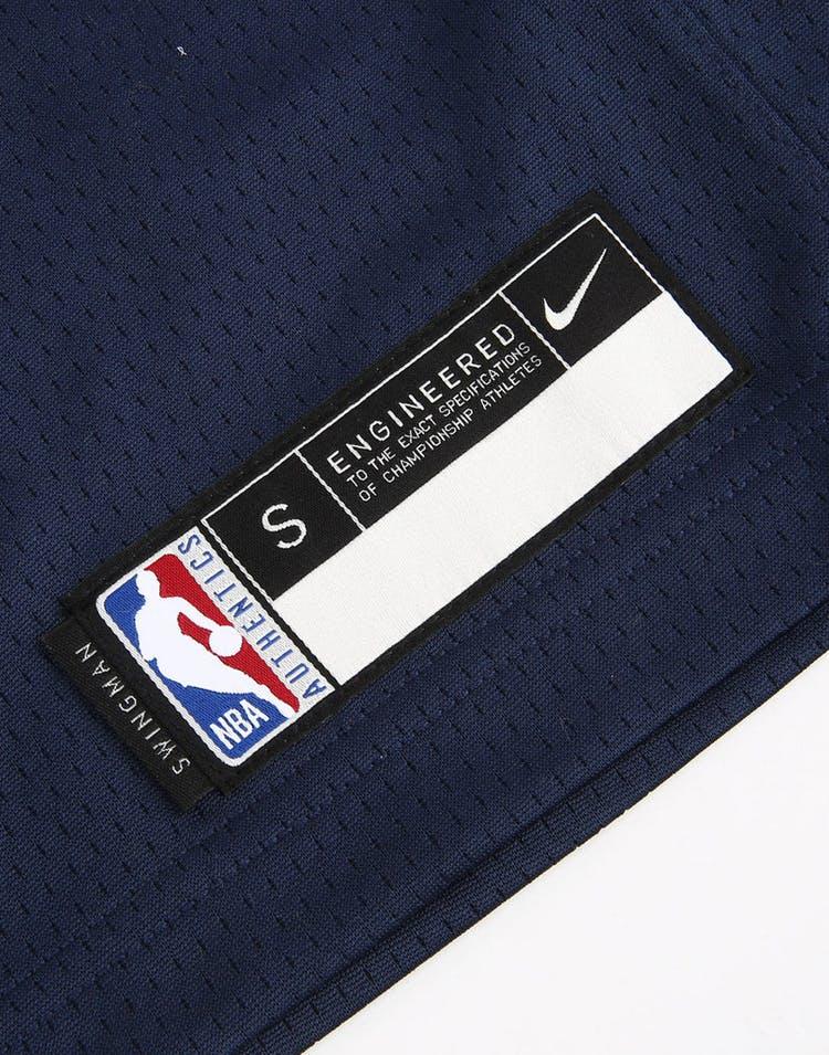 19aa184951f Nike Kids Utah Jazz Donovan Mitchell  45 Icon Swingman NBA Jersey Navy