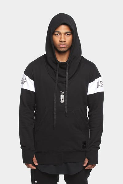 The Anti-Order Non-Primary Hoody Black