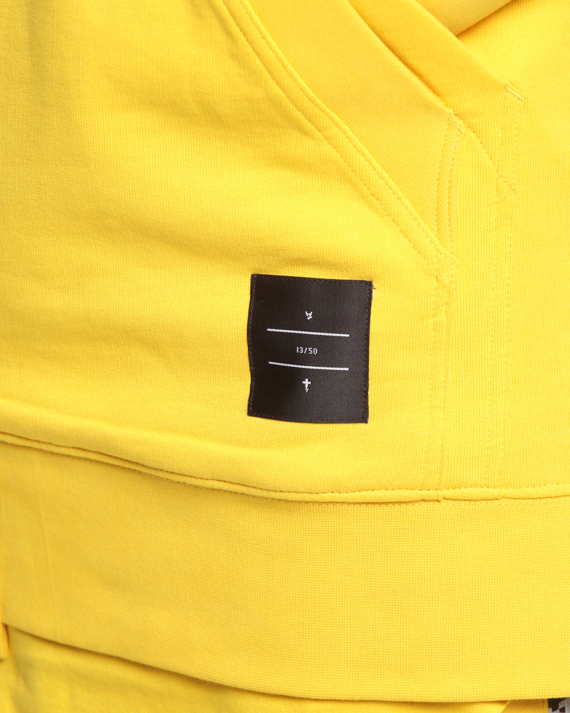 The Anti Order Non Primary Hoody Yellow