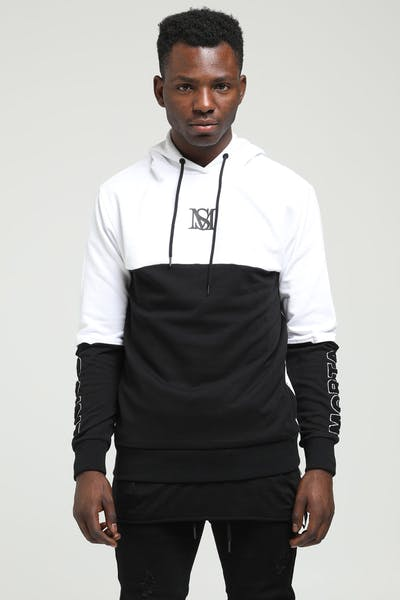 Saint Morta Justice New Age Hoody V2 White/Black