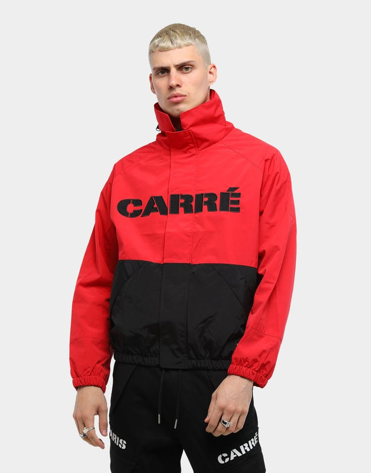 Carré Rev 001 Jacket Red/Black