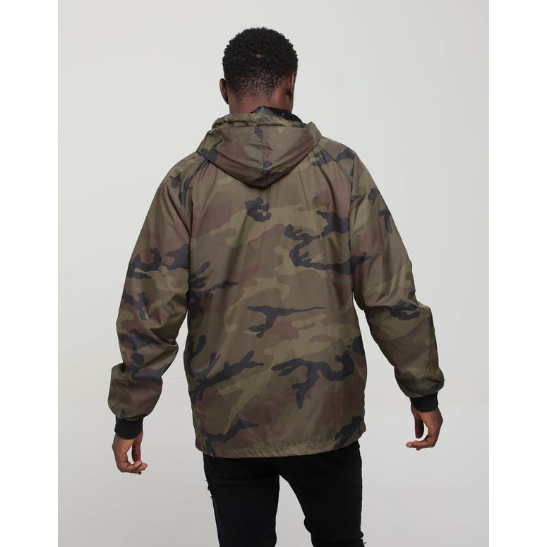 Goat Crew Greatest Windbreaker Jacket Camo