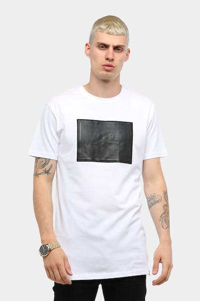 Carré Foundation Divise SS Tee White