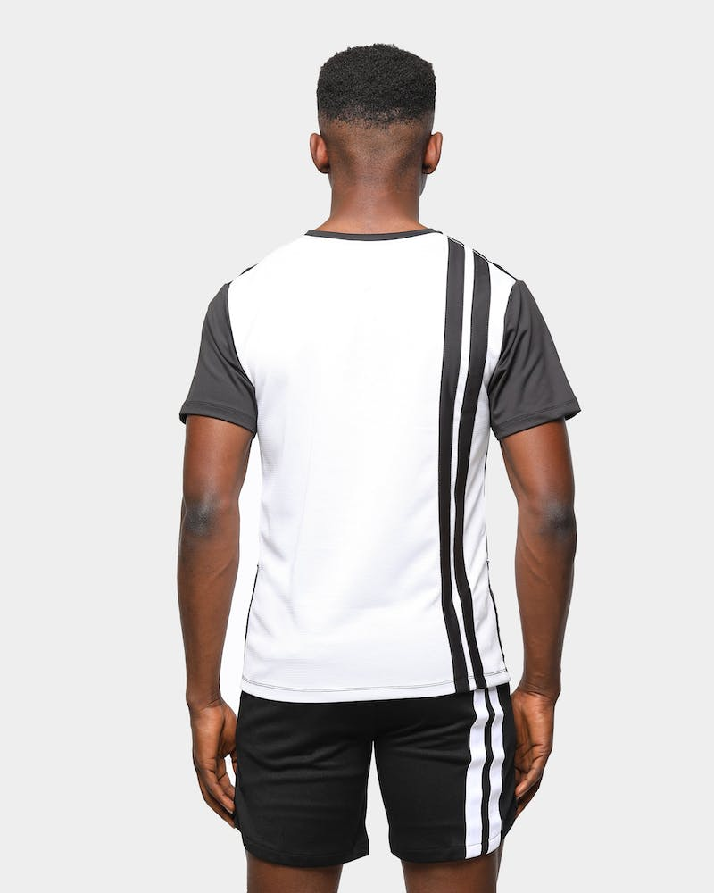 Carré Movement SS Tee Black/White