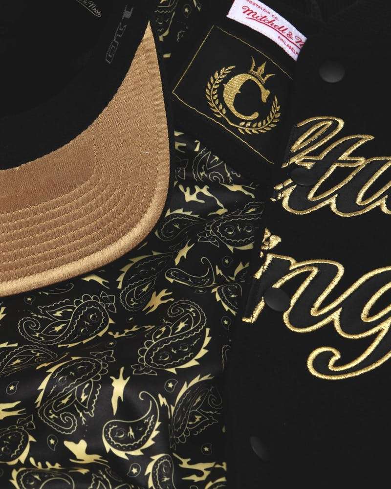 CULTURE KINGS 10 YEAR ANNIVERSARY PACK BLACK/GOLD