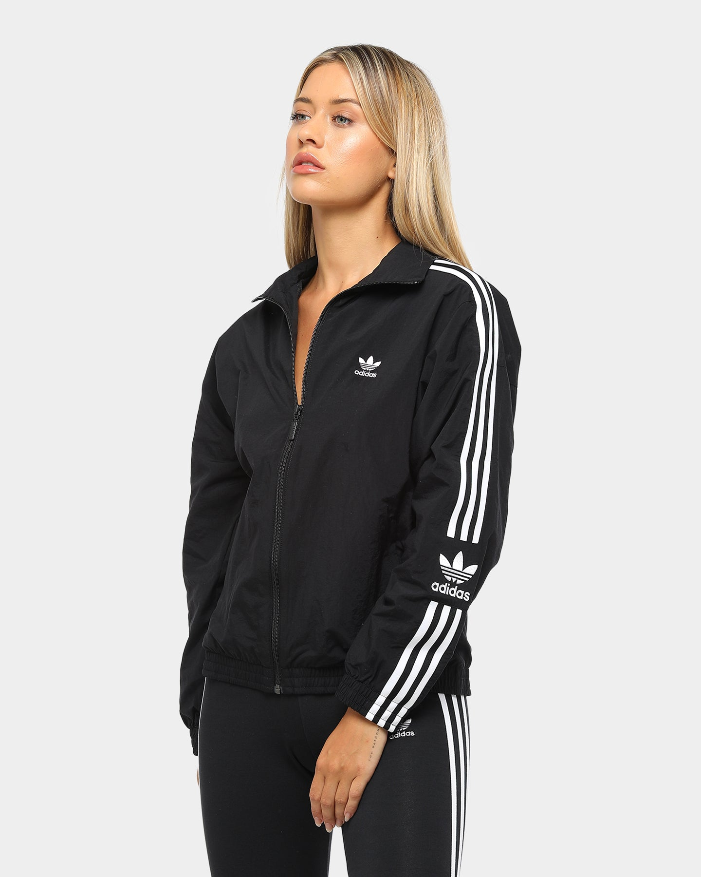 adidas with collar women's jackets, compare prices and buy