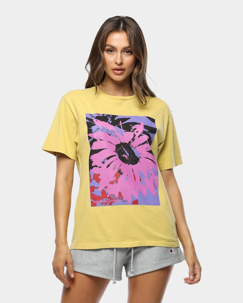 Obey Women's Loveless Tee Autumn Spice
