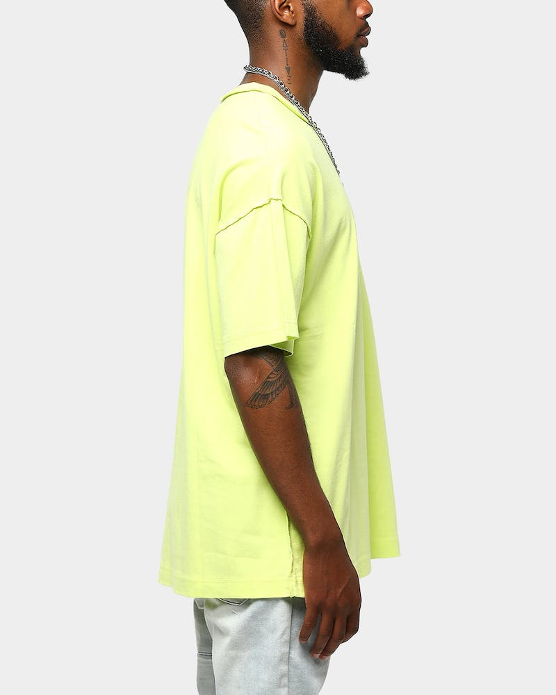 ENES Conquest Tee Yellow