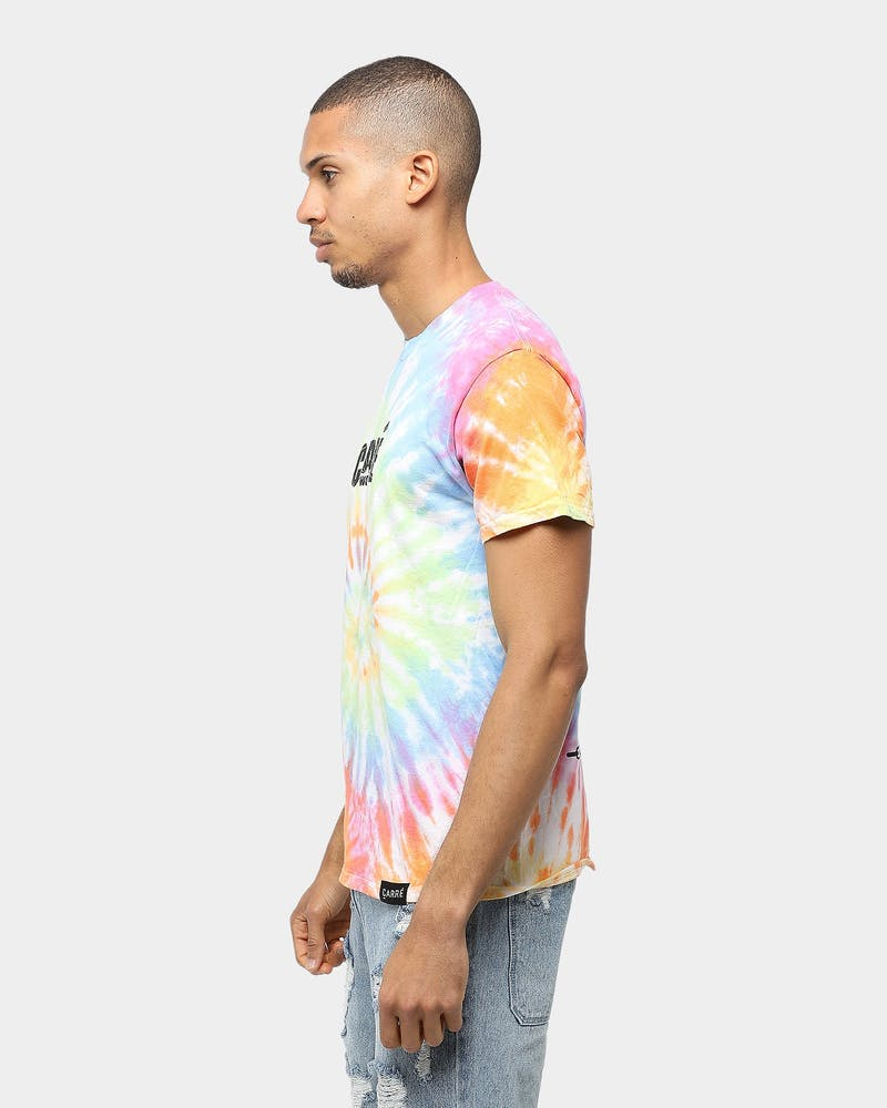 Carré World Tour Tie Dye SS Tee Tie Dye