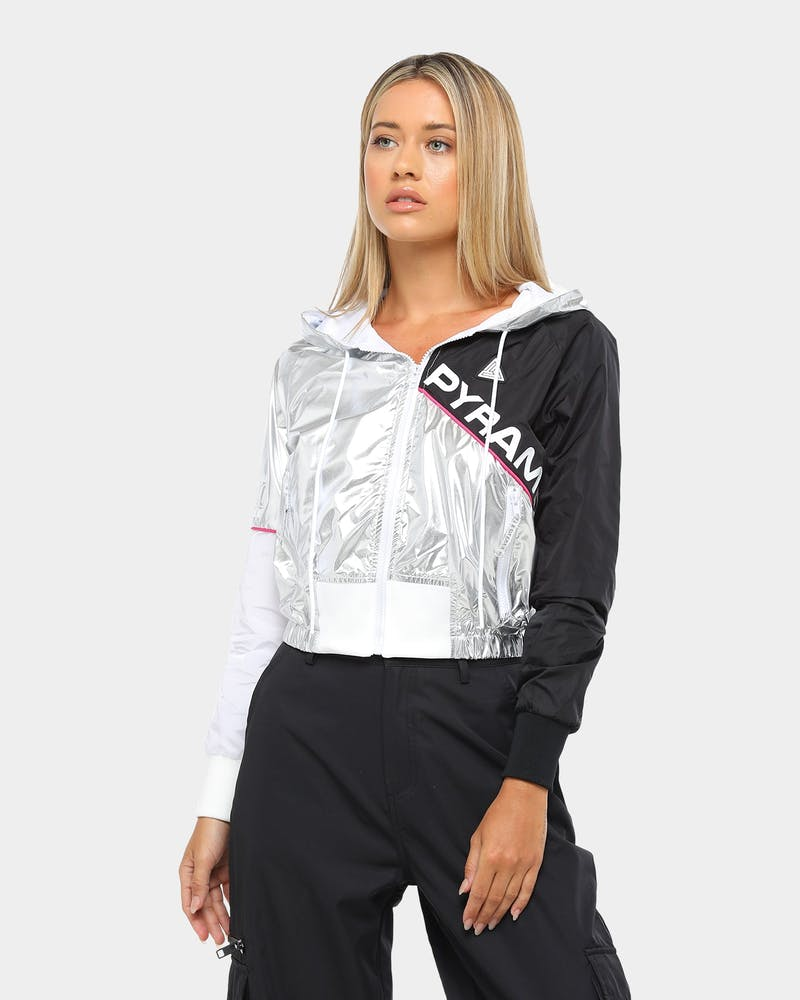 Black Pyramid Women's Digital Audio Jacket Silver
