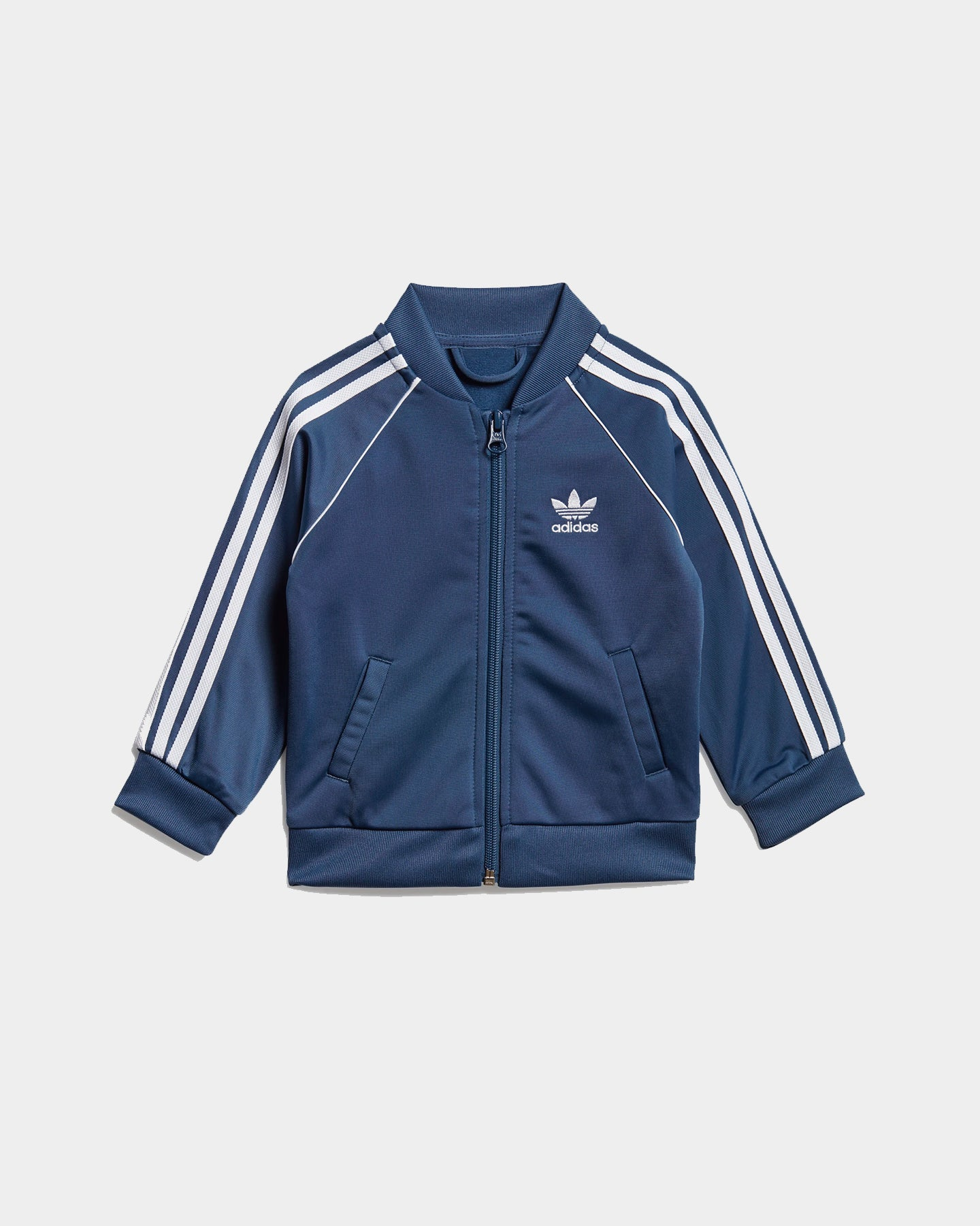Adidas Kids Superstar Suit Night MarineWhite