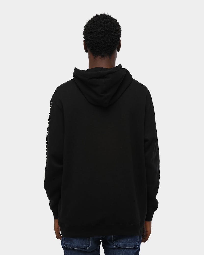 WNDRR Men's Guerrilla Sweat Hoodie Black