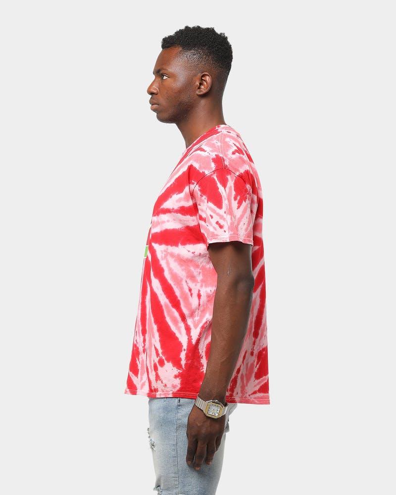 Carré Court Tie Dye SS Tee Multi/Tie Dye   Culture Kings