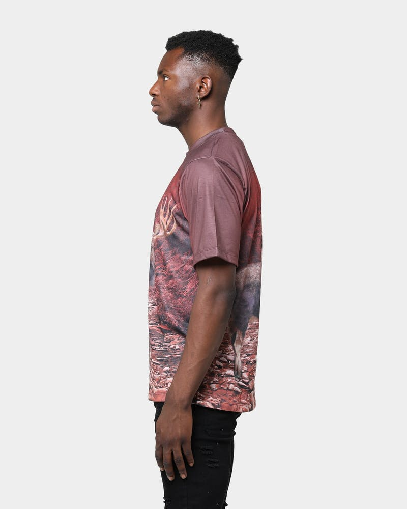 Wildkind Bull Moose Tee Multi-Coloured