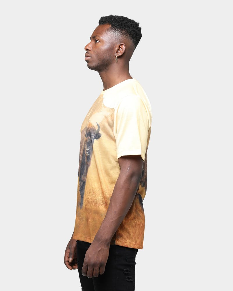 Wildkind American Bison Tee Multi-Coloured