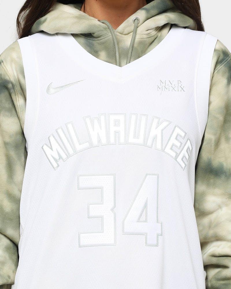 Nike Men's NBA x Nike MVP Jersey Giannis Antetokounmpo #34 ...