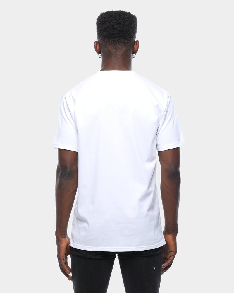 Grand Scheme A-Team SS Tee White