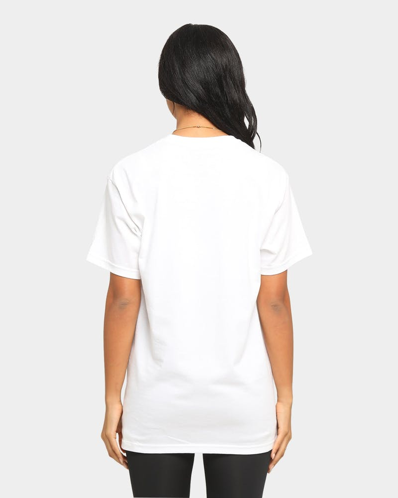 Brixton Melter Short Sleeve T-Shirt White