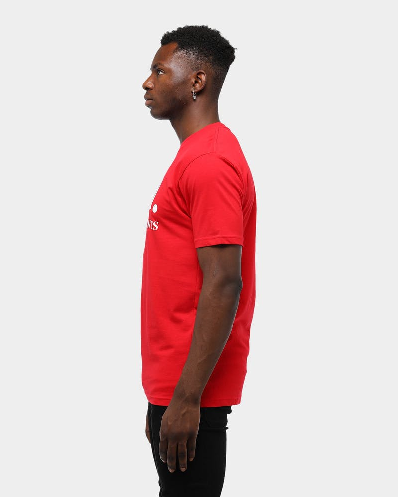 Goat Crew Men's King Of Plants T-Shirt Red