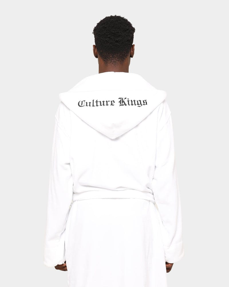 CULTURE KINGS CK NFS Kings Robe White