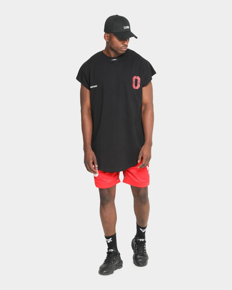 The Anti Order Chicvgo Bat T-Shirt Black/Red