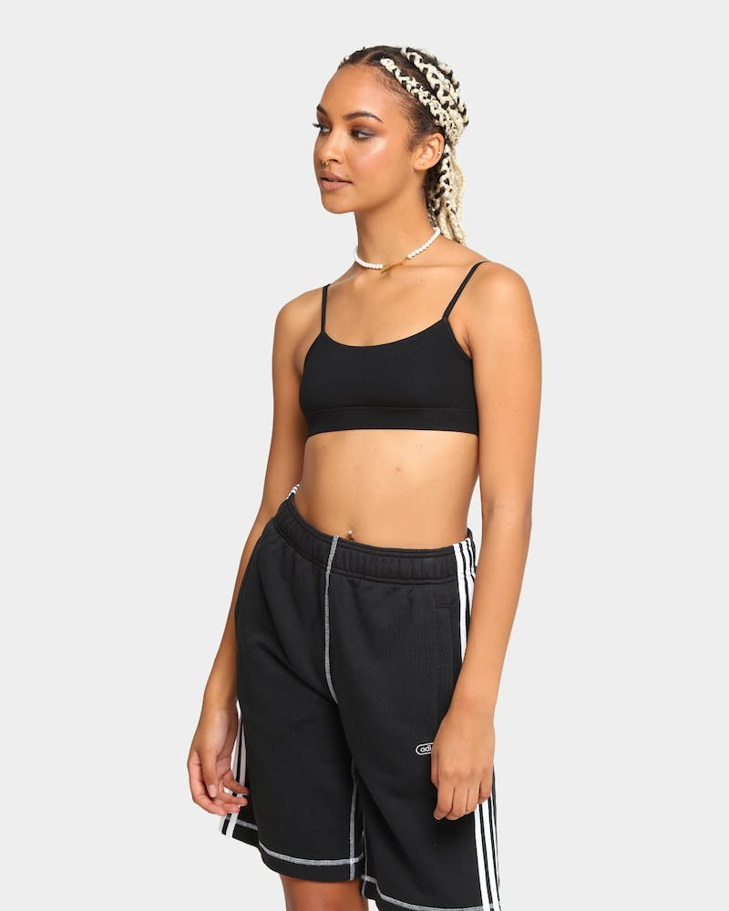 EN ES Women's Easy Wear Bralette Black