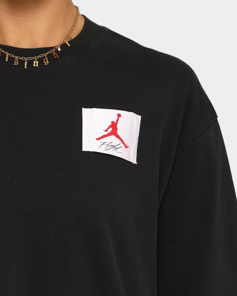 Jordan Flight T-Shirt Black