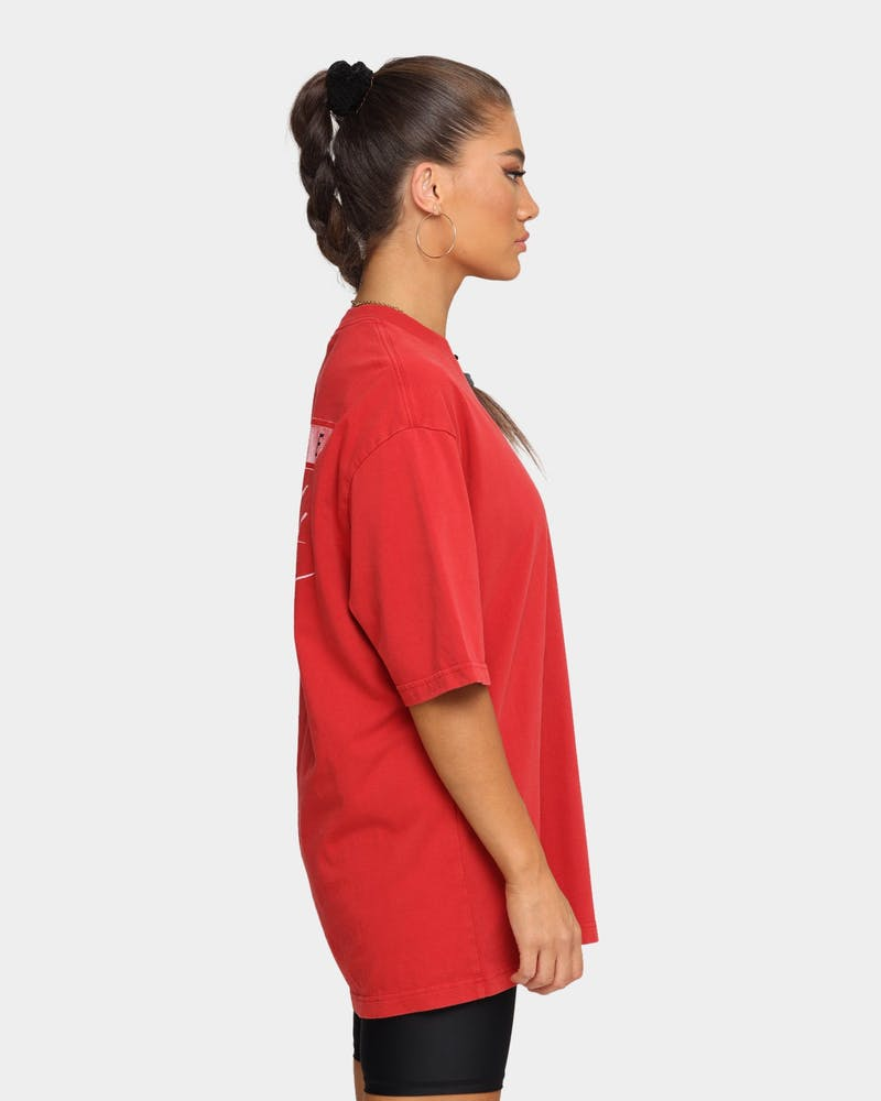 Jordan Flight T-Shirt Signal Gym Red