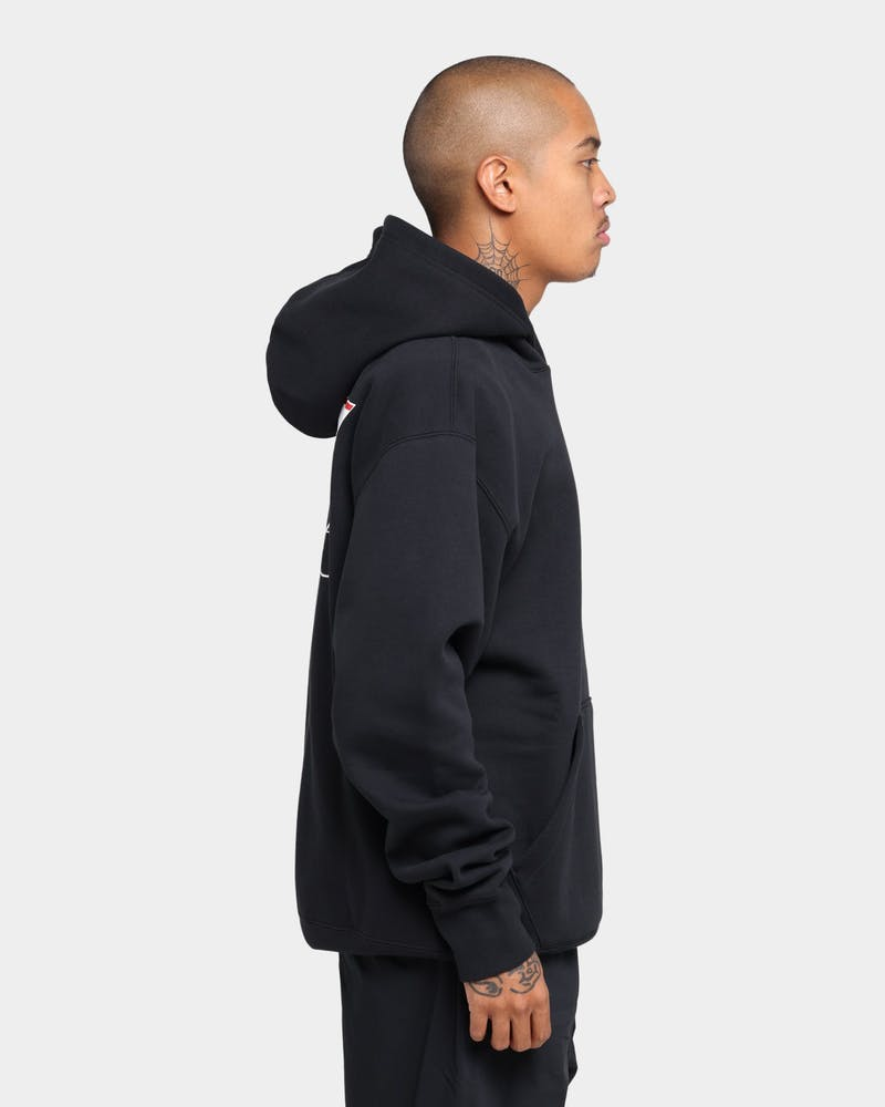 Jordan Flight Fleece Hoodie Black