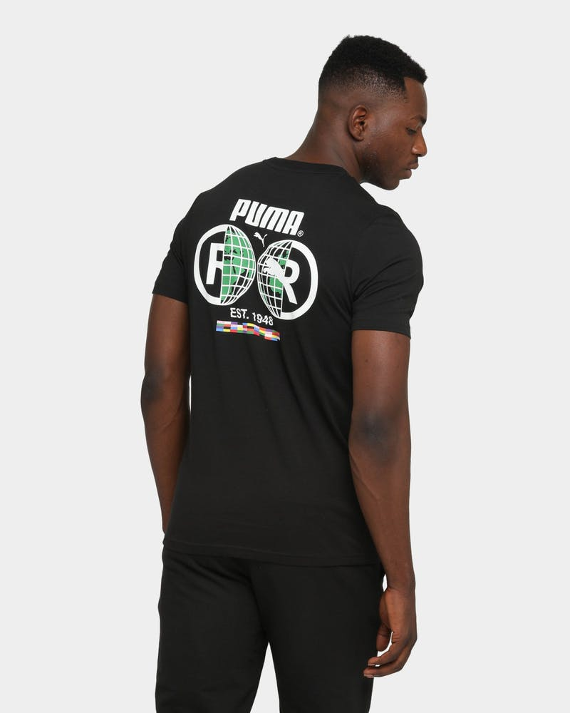 Puma INTL T-Shirt Black