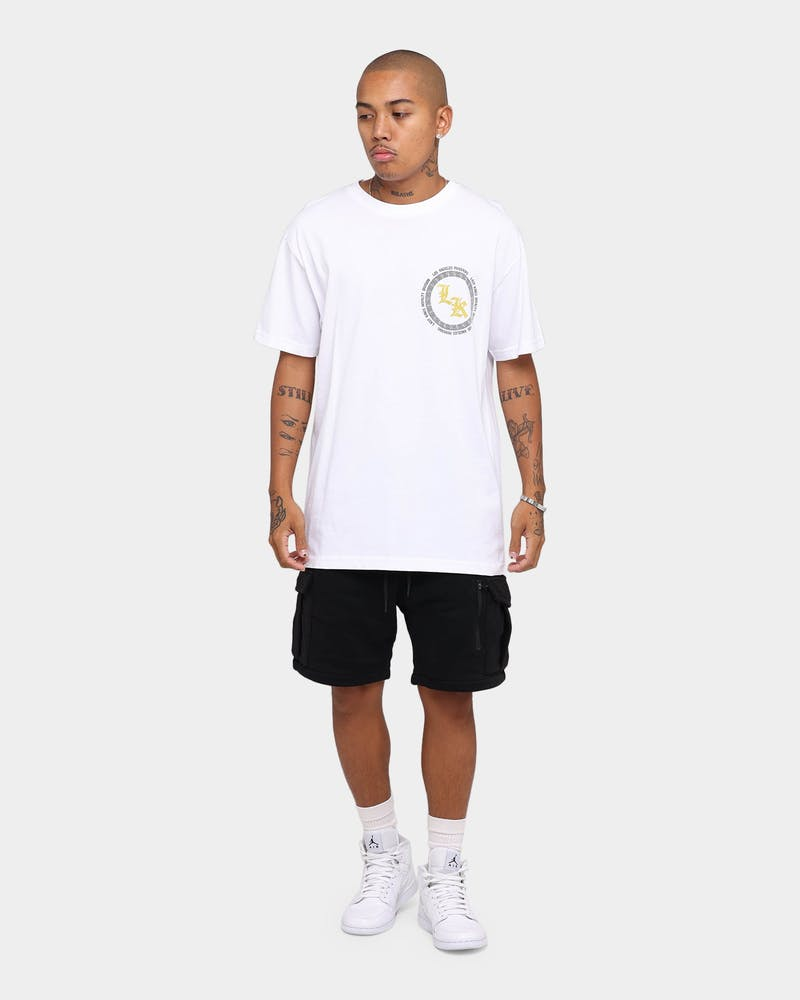 Last Kings Men's Labyrinth T-Shirt White