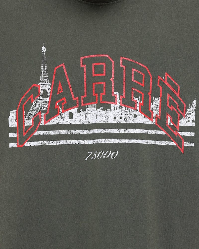 Carré Men's 75000 Vintage T-Shirt Military