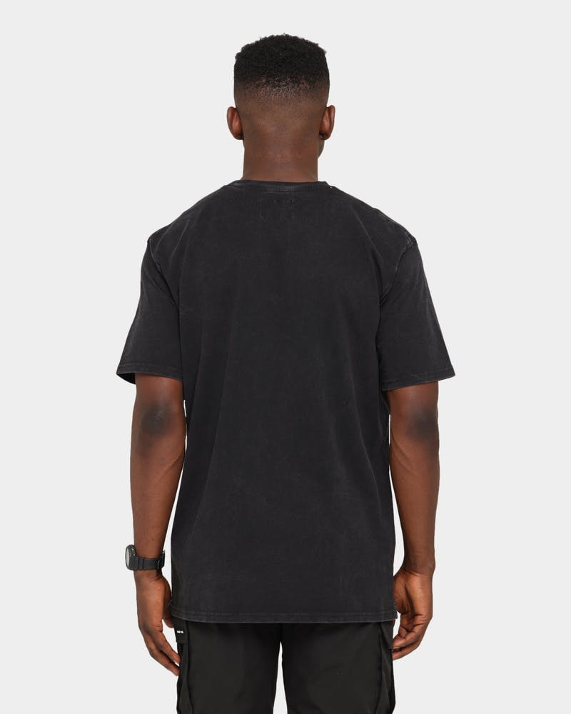 Carré Men's PTC Vintage T-Shirt Black Wash