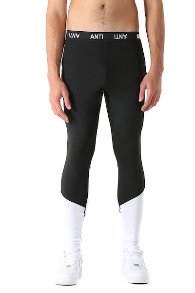 The Anti-Order Anti Sprint Legging Black/White