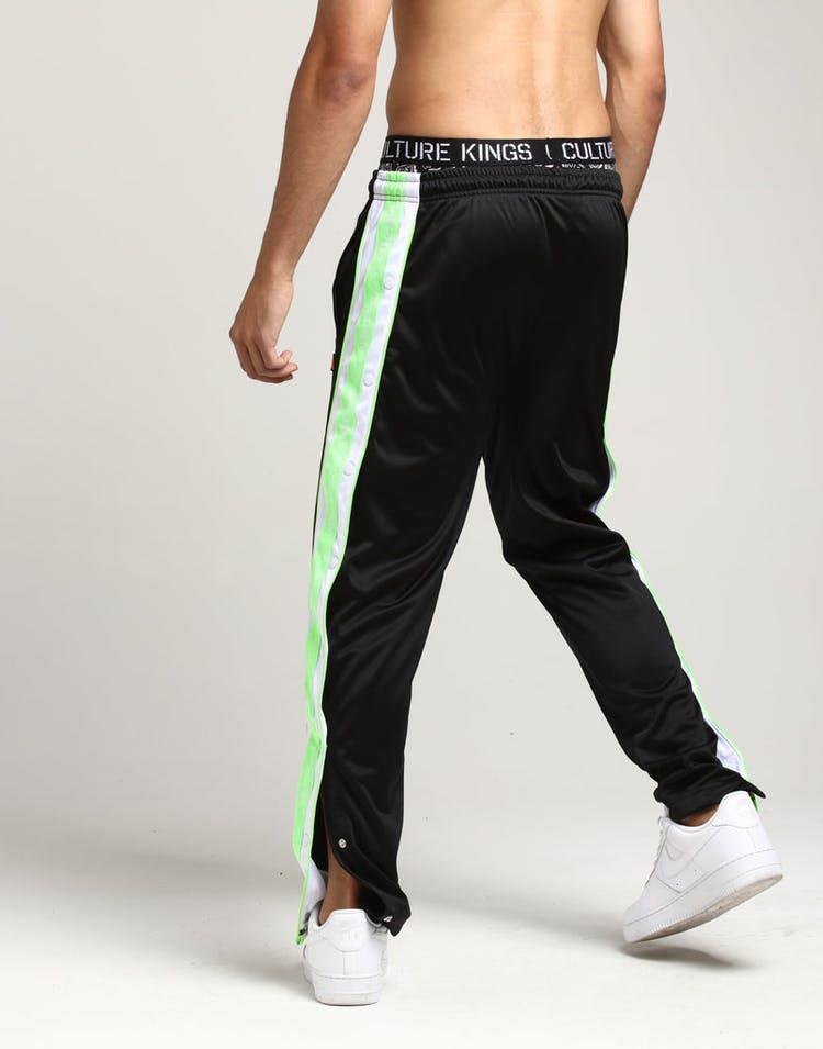 a3945621b3814a Ellesse Brizzi Track Pant Black/Lime – Culture Kings