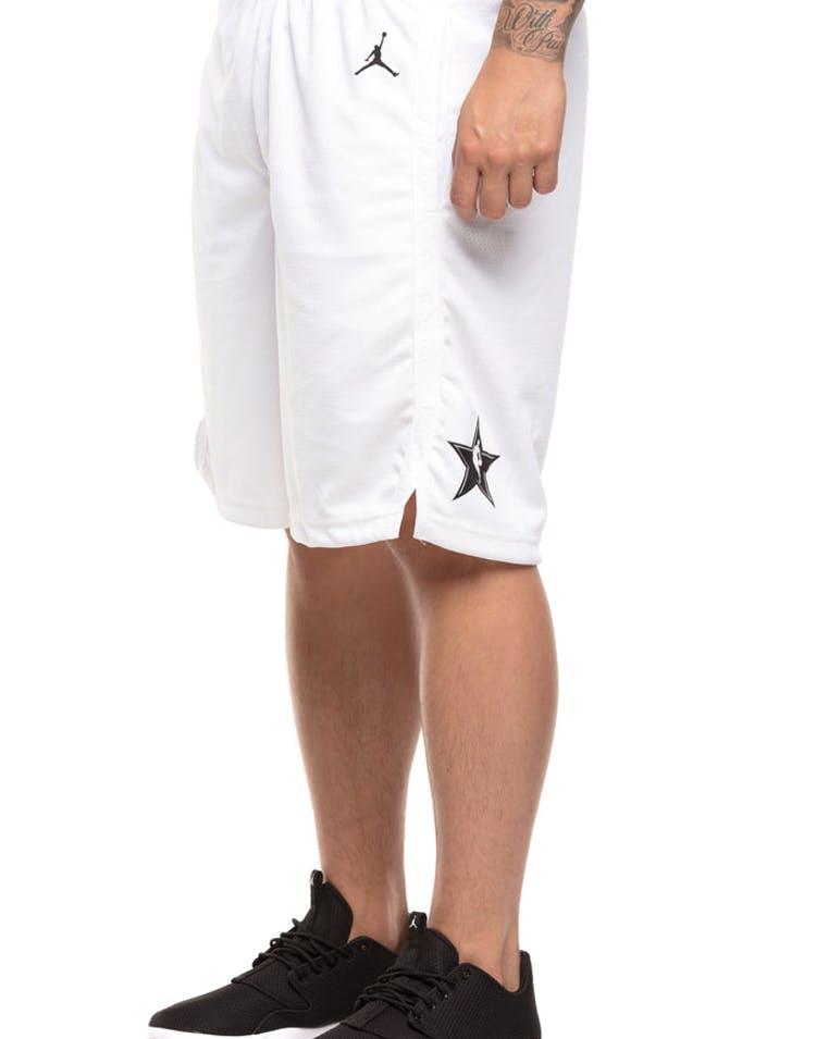 e953dfe783b02 NBA All-Star Edition Swingman Shorts White – Culture Kings