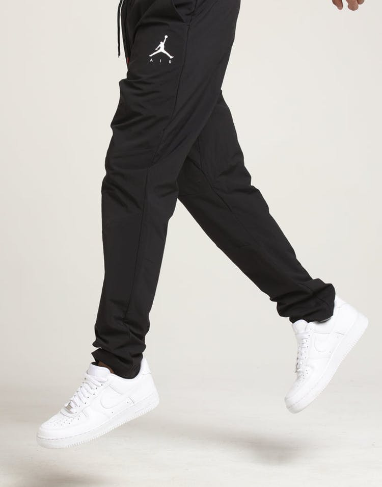 a54fe4e8ff8 Jordan Jumpman Woven Trousers Black/White – Culture Kings