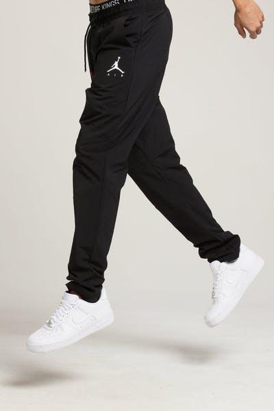bf5b117a252ee4 Jordan Jumpman Woven Trousers Black White