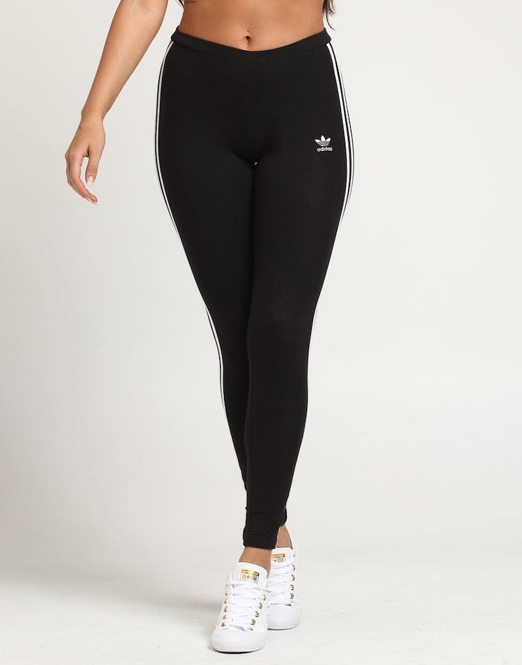 3a3d4fae5 ADIDAS WOMENS 3-STRIPE TIGHT BLACK – Culture Kings
