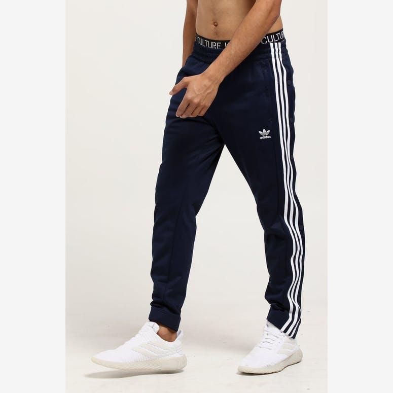 half off fb7e0 8d1a8 Adidas Snap Pants Navy – Culture Kings